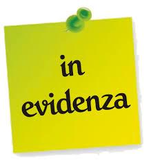 In Evidenza (anno 2014/2015):