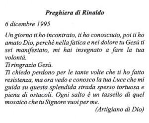 Levaggi Rinaldo-preghiera