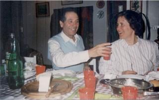 Oliva Nino-festa con le famiglie a Genova