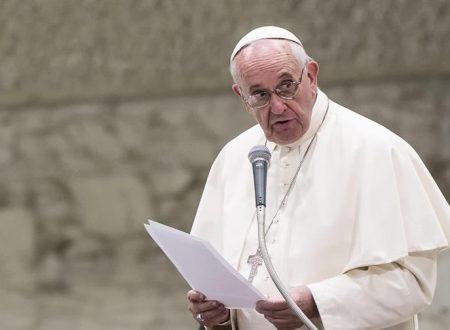 Il Papa agli impreditori dell'EdC