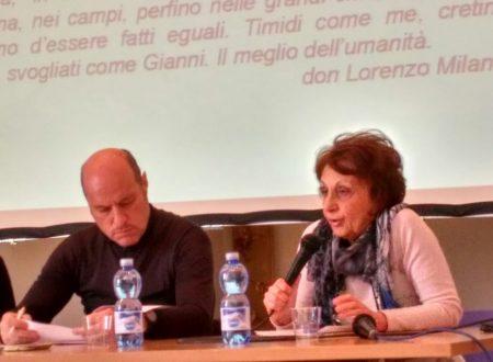 L'INSEGNAMENTO DELL'ITALIANO AI MIGRANTI: INCONTRO DI RIFLESSIONE CON ERALDO AFFINATI