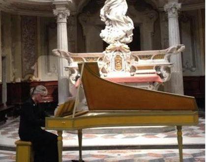 FINALE LIGURE, 4 NOVEMBRE ORE 20.45: Concerto di Elisabetta Villa a Finale Ligure