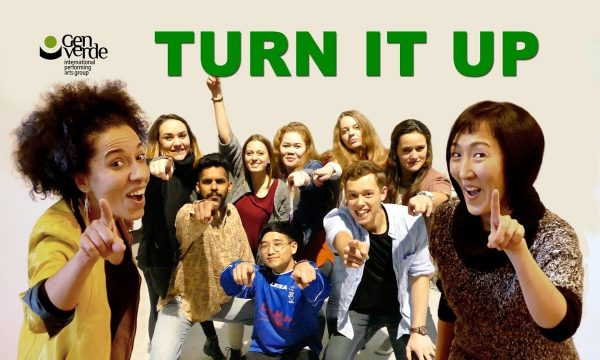 "GEN VERDE: VIDEO ""TURN IT UP"" E IL CERCHIO SI APRE – E I GIOVANI DI LA SPEZIA…"