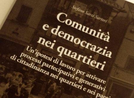 """AGGIORNAMENTO: """"SVILUPPARE COMUNITA' E PARTECIPAZIONE: ESPERIENZE IN CORSO""""; le slide dell'incontro"""