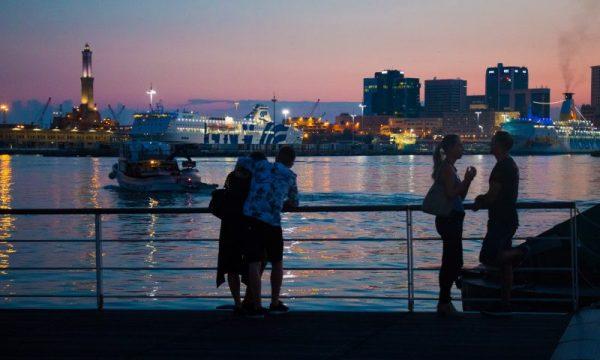 VIVERE L' ATTIMO FOTOGRAFICO – Foto Di Genova e la Liguria – 2a Ediz. 2017-18
