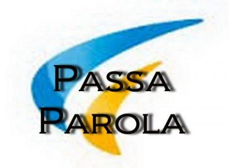 PASSAPAROLA   :  04/04/2020:L'amore ci dà sicurezza