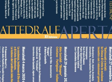 A GENOVA A SAN LORENZO: CATTEDRALE APERTA 2019-2020