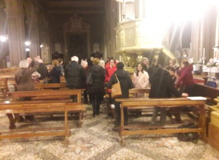 A TORTONA: SANTA MESSA PER I SACERDOTI FOCOLARINI E APERICENA PER ALBANIA