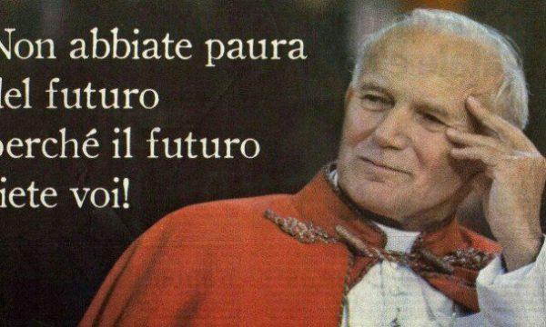 PENSIERI DI VITA: Non abbiate paura del futuro perché il futuro siete voi!